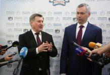 Анатолий Локоть назвал важнейшие задачи Новосибирска на ближайшую пятилетку