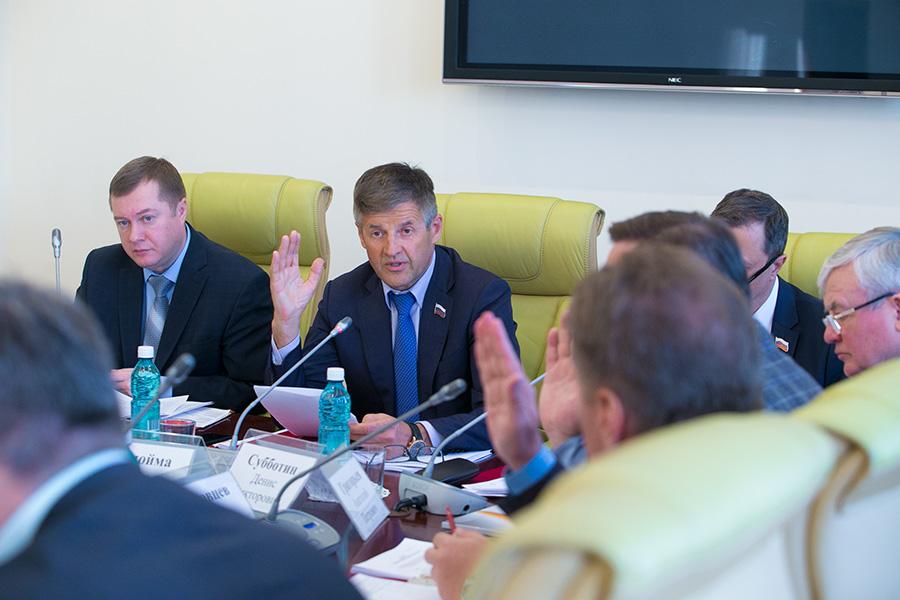 Опоздать нельзя: депутаты призвали ускорить совершенствование мер господдержки АПК - Изображение