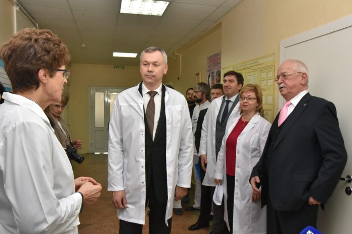 В Новосибирске планируют создать центр клеточной иммунотерапии за 1,2 млрд. рублей в рамках комплекса «Академгородок 2.0»