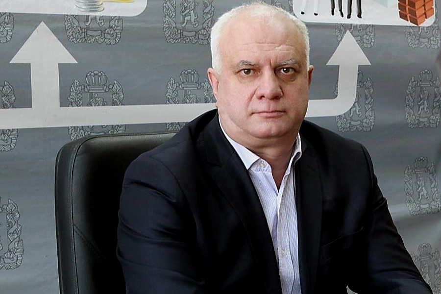 Виктор Томенко утвердил в должности начальника инспекции стройжилнадзора
