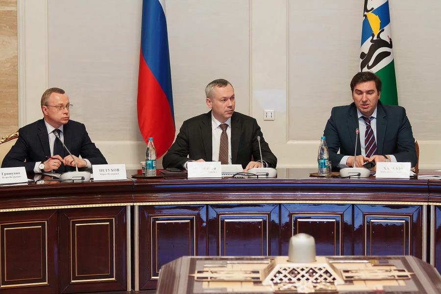 Более 35 млрд рублей выделят на здравоохранение в Новосибирской области