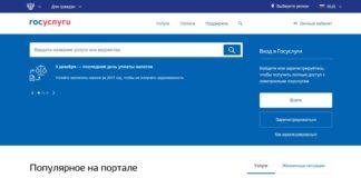 Зарегистрировать автомобиль в Новосибирске можно через портал «Госуслуги»