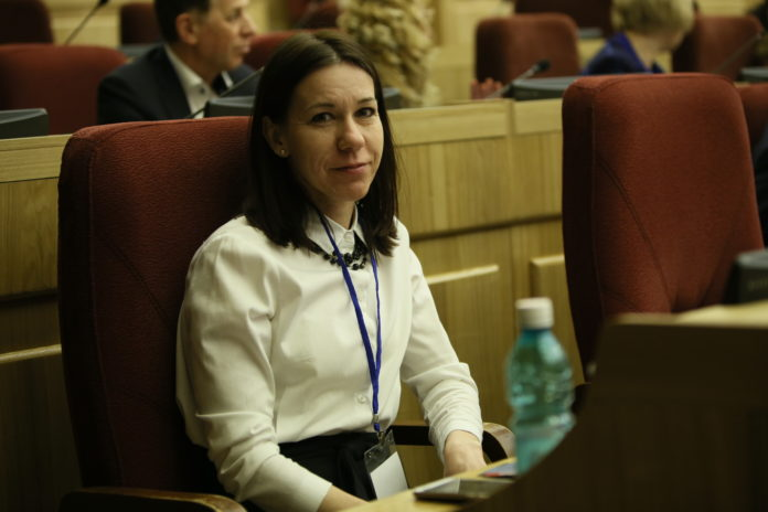 Елена Тырина. Фото предоставлено пресс-службой НРО