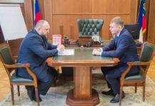Валентин Коновалов уволил замминистра природных ресурсов Хакасии