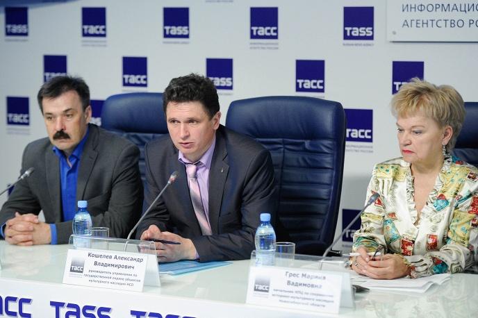 Подал в отставку начальник управления по госохране объектов культурного наследия Новосибирской области