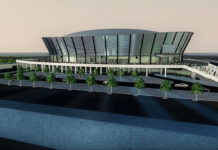 На строительство ледовой арены в Новосибирске будет выделено около 3 млрд рублей