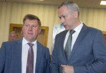 Кто претендует на пост мэра Новосибирска