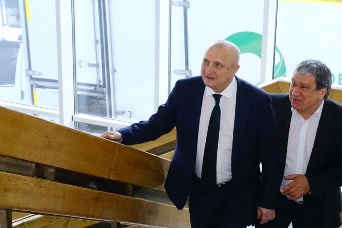 Николай Мамулат избран на должность бизнес-омбудсмена в Новосибирской области