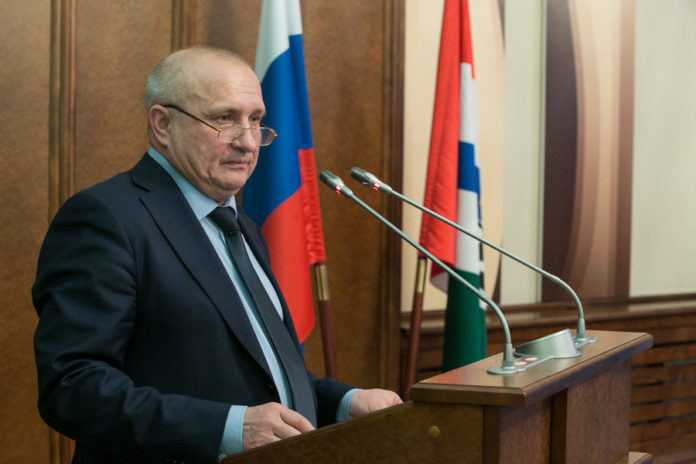 Новосибирская городская торгово-промышленная палата поддержала кандидатуру Мамулата на должность бизнес-омбудсмена