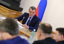 Полномочный представитель президента РФ в СФО Сергей Меняйло