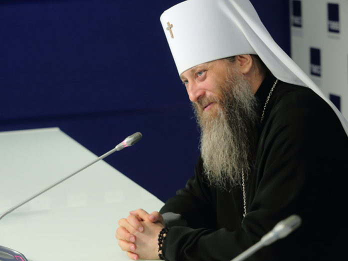 Новый новосибирский митрополит рассказал о своём отношении к Монстрации и памятнику Сталину