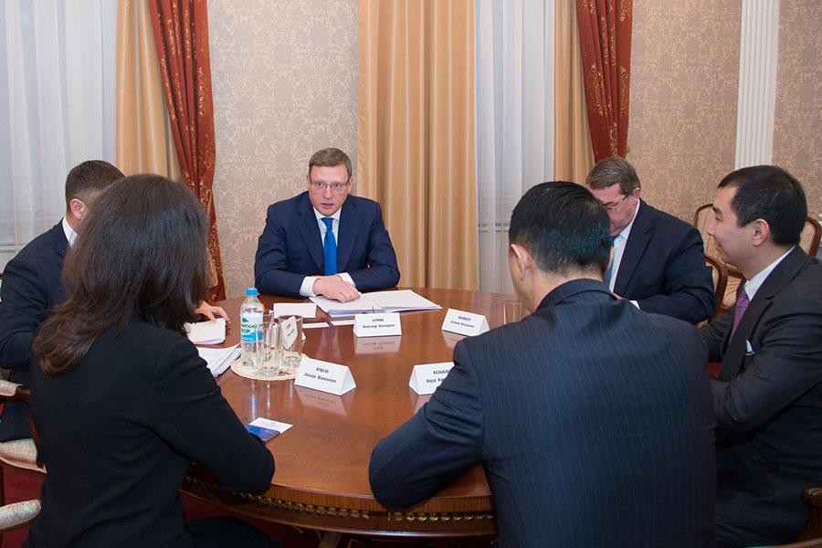 Омские компании могут выйти на перспективные финансовые рынки Евразии