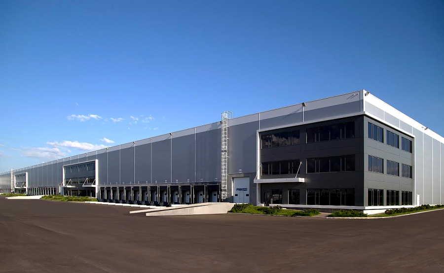 PNK Group заключили с «Лентой» соглашение на строительство 2 индустриальных зданий