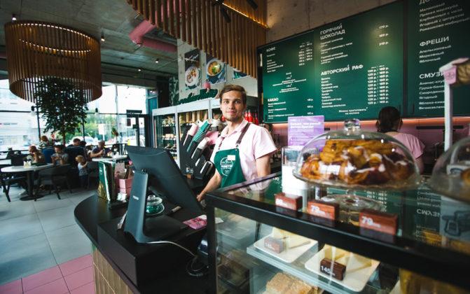 «Мы продолжаем формировать культуру потребления кофе в Новосибирске, а скоро будем формировать ее и в других городах»