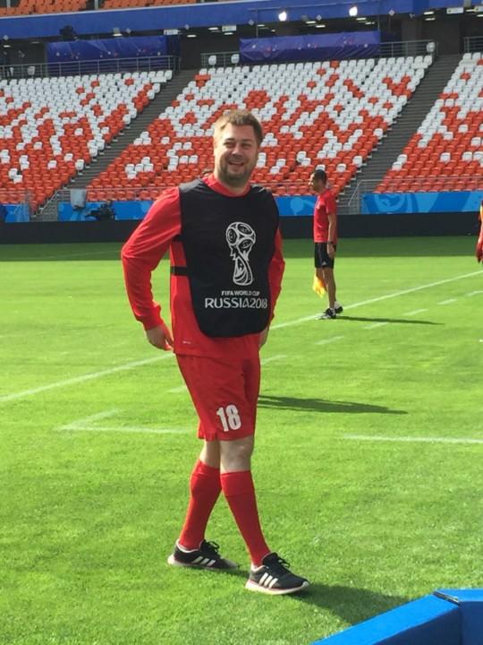 Выпускник НГТУ встал во главе министерства спорта республики Мордовия