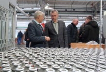 Завод «Сибиар» открыл новую производственную линию в Новосибирске