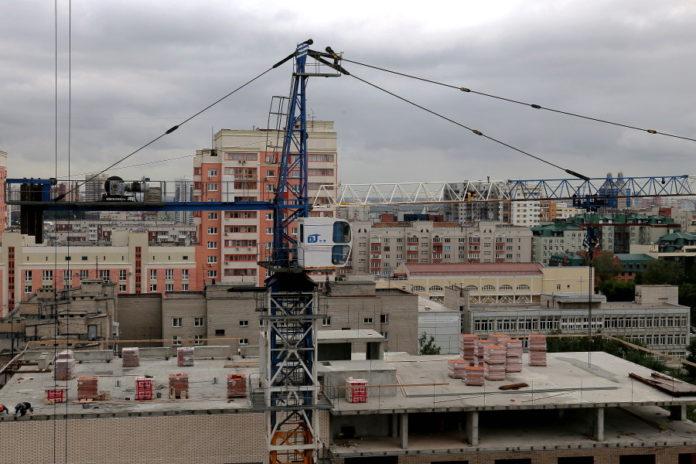Более 1 млн. кв.м. жилья было введено в Новосибирске в 2018 году