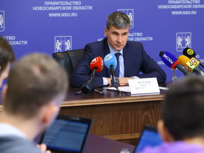 Алексей Васильев: для создания центра генетических технологий в Новосибирске потребуется 30 млрд. рублей