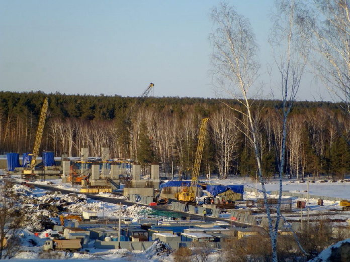 На строительство Восточного обхода в Новосибирской области в 2019 году выделили более 2 млрд рублей