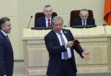 Депутат заксобрания Новосибирской области Юрий Зозуля ушел в отставку