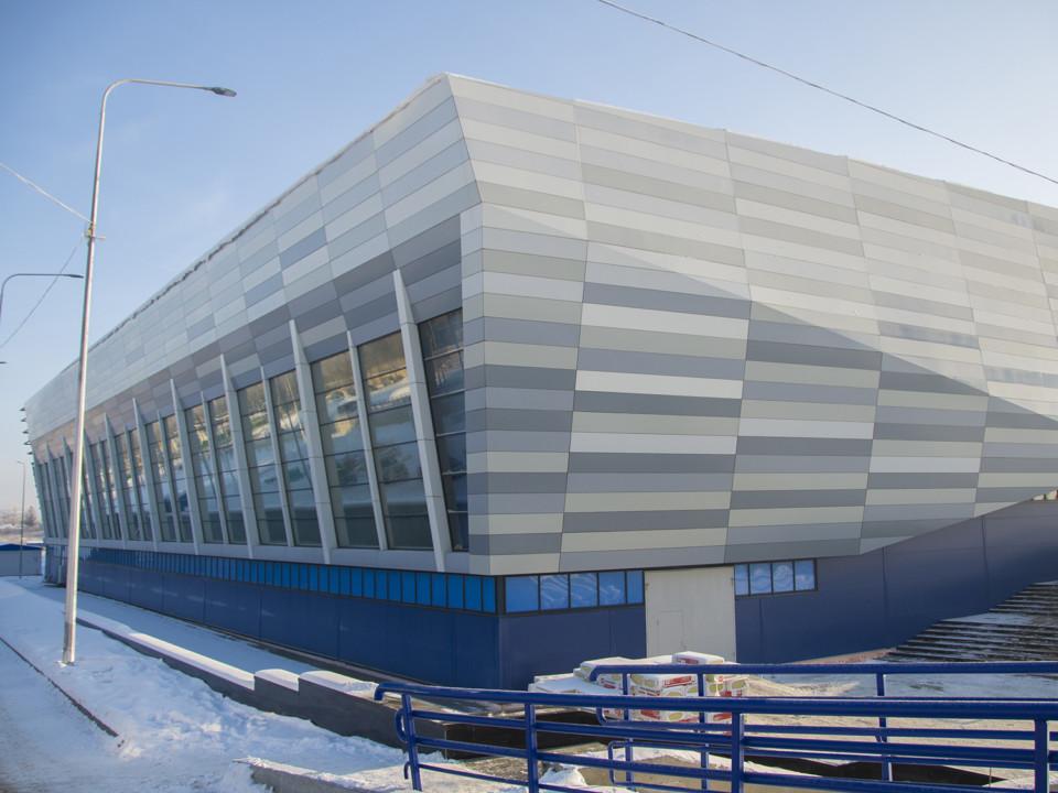 Хоккейная академия «Авангард» в Омске начнет работать с сентября 2019 года