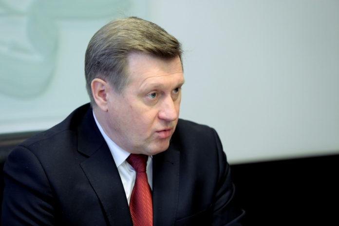 Анатолий Локоть ведет переговоры о поставке коммунальных машин из Беларуси