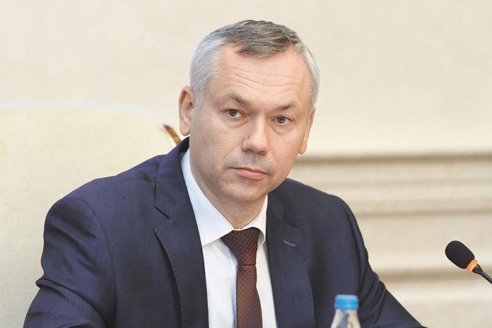 Миниатюра для: Андрей Травников высказался в поддержку кандидатуры Николая Мамулата на пост бизнес-омбудсмена