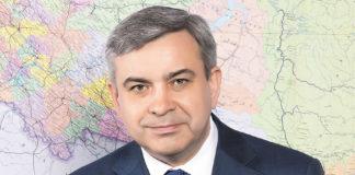 Начальник Сибирского ГУ Банка России НИКОЛАЙ МОРЕВ