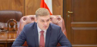Глава республики Хакасия Валентин Коновалов