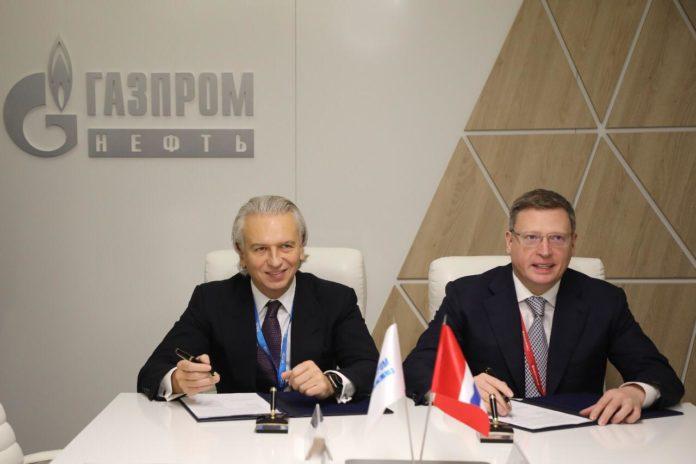 Правительство Омской области и компания «Газпром нефть» в ходе форума в Сочи договорились о расширении партнерства
