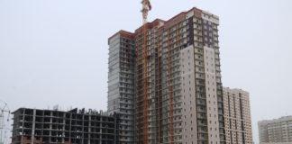 Дольщики строящейся 25-ти этажки по улице Дуси Ковальчук