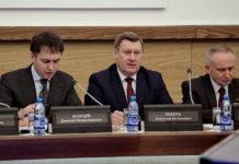Депутаты одобрили работу Анатолия Локтя и мэрии Новосибирска в 2018 году