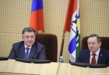 Отчёт губернатора, бизнес-омбудсмен и земельные участки