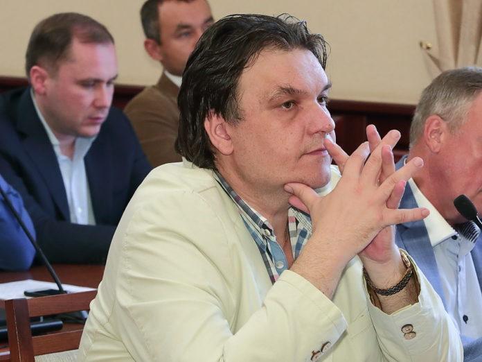 Миниатюра для: Депутат совета депутатов Новосибирска Дмитрий Прибаловец умер