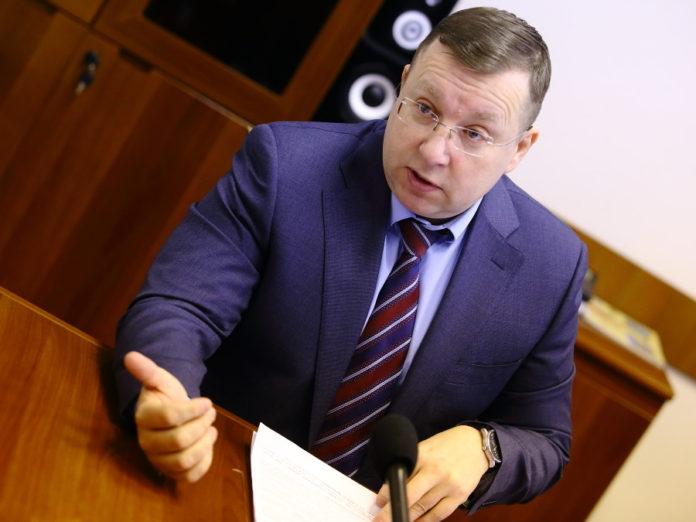 Дмитрий Рыбалко уволился из мэрии Новосибирска по собственному желанию