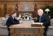 «Газпром» выделит Томской области более 1 млрд рублей на газификацию