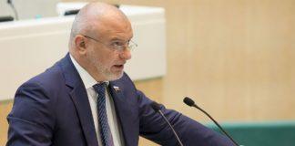 Пользователи интернета создали петицию об отставке красноярского сенатора Андрея Клишаса