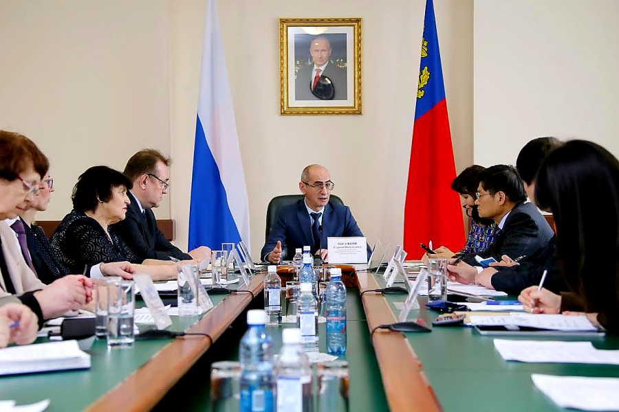 Власти Кузбасса подписали с корейцами меморандум о сотрудничестве в области охраны окружающей среды