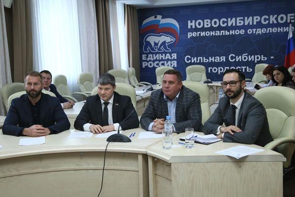 5 знаковых проектов Новосибирской области войдут в федеральный проект «Локомотивы роста»
