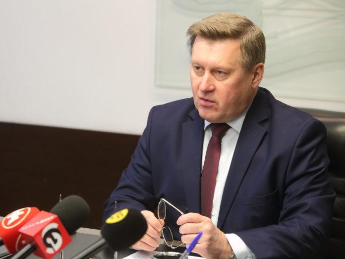 Анатолий Локоть: мы обязаны достроить Дзержинскую линию