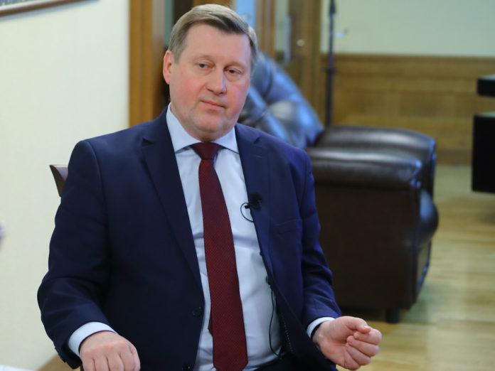 Локоть назвал причину увольнения Дмитрия Рыбалко