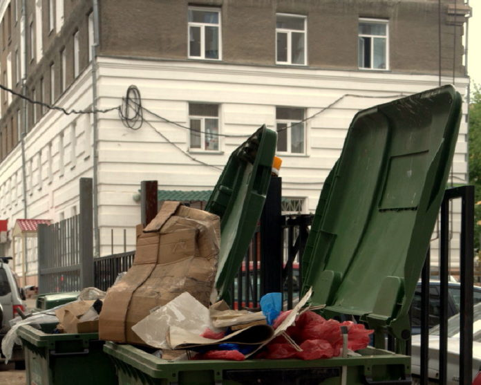 В Омской области определили тариф на вывоз мусора