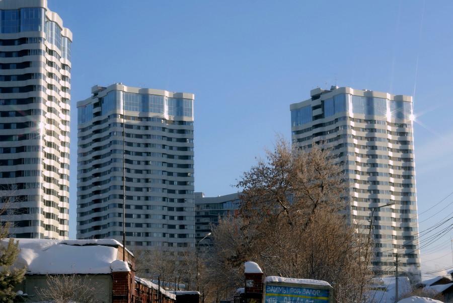 Жилой комплекс «Оазис»