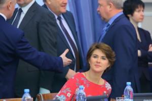 Депутат Совета депутатов Новосибирска Наталья Пинус