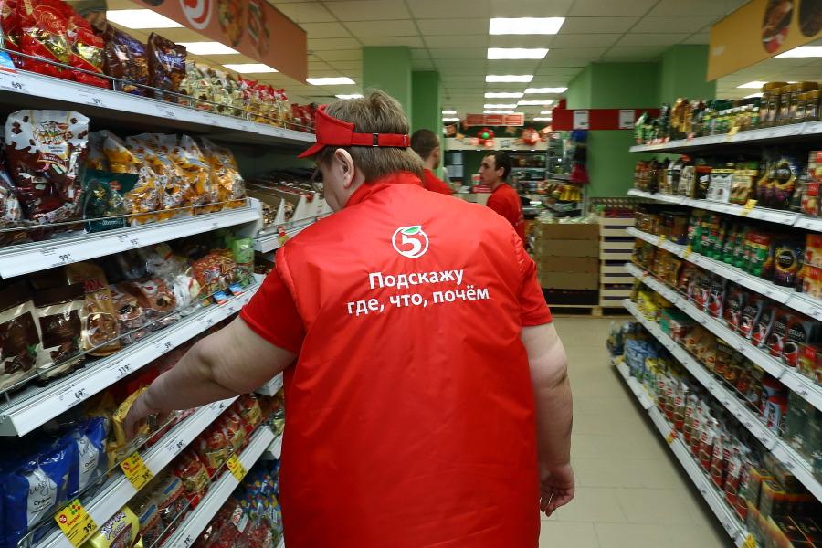Торговая сеть «Пятерочка» вышла в Красноярск