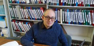 Вадима Рынкова избрали на должность директора Института истории СО РАН