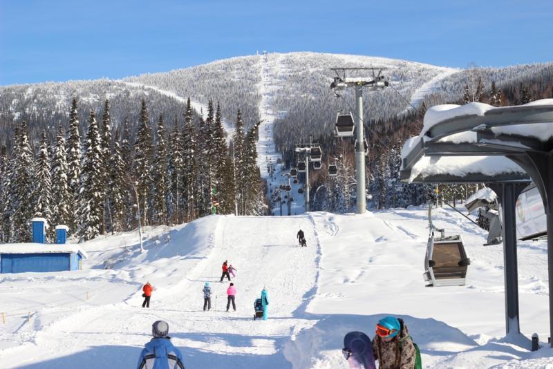 Новую дорогу хотят построить до горнолыжного курорта Шерегеш