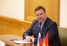 Дмитрий Свиридов встал во главе фракции «Единая Россия» в парламенте Красноярского края