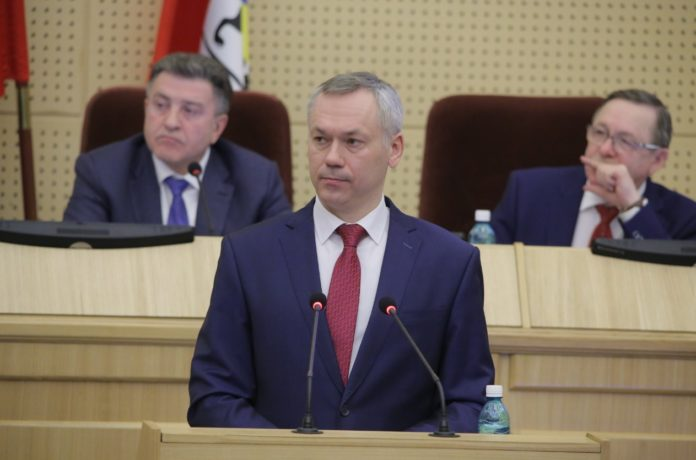 Миниатюра для: От политической стабилизации к экономическому росту: почему новосибирские законодатели единогласно поддержали Травникова