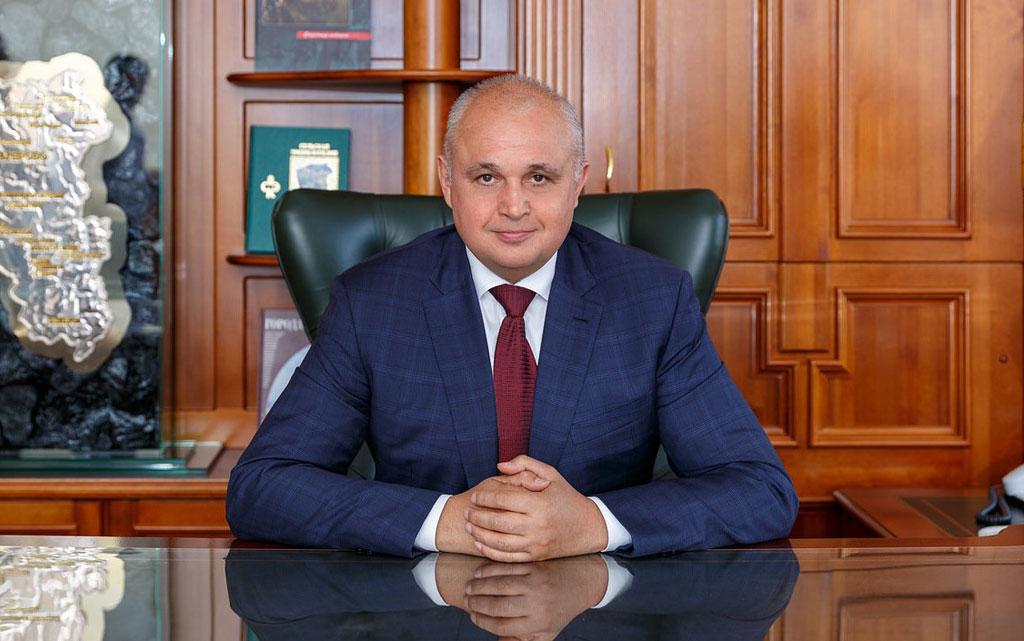Сергей Цивилев: «Власти Кузбасса, также как и президент РФ, уделяют большое значение модернизации школ»